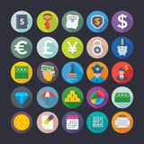 BAnking and Finance Vector Icons 13 Royalty Free Stock Image