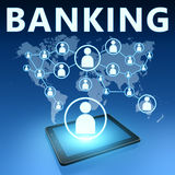 Banking Royalty Free Stock Photos
