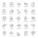 Banking and Money Isometric Icons Pack