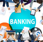 Banking Savings Funds Planning Finance Money Concept Stock Photography