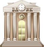 bankirer royaltyfri illustrationer