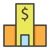 bankirer vektor illustrationer