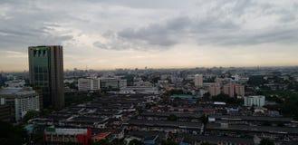Bankkok stad royaltyfria bilder