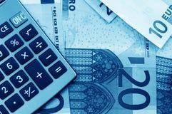 banknotów waluty europejczyk Zdjęcie Stock
