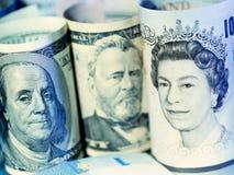 banknot Zdjęcie Stock