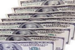 banknot serie Obraz Royalty Free