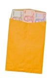 banknot tajlandzki Zdjęcie Royalty Free