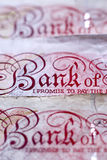 Banknote Stock Photo