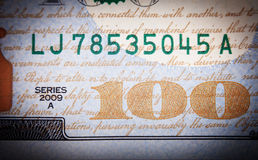 Banknote Stock Image