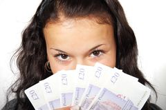 Banknote, Business, Cash, Currency Royalty Free Stock Photos