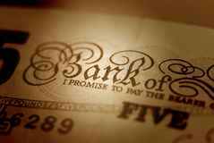Banknote Close-up Stock Photography