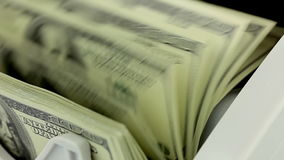 Free Banknote Counter Royalty Free Stock Photo - 35149005