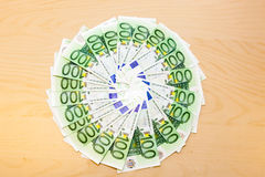 Banknote Pile Stock Images