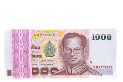 Banknote of Thailand Stock Images