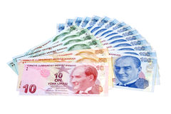 Banknoten Lizenzfreies Stockfoto