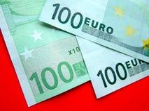 Banknoten von den verschiedenen Winkeln lizenzfreie stockfotografie