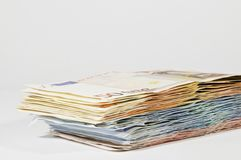 Banknotes Royalty Free Stock Photos