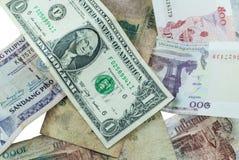 banknotes fotos de stock