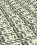 Banknotes royalty free illustration