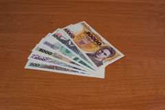 Banknotes Collectible Polish People's Republic Royalty Free Stock Images
