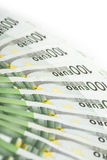 Banknotes. Stock Images