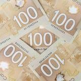 Banknotes made of polymer Stock Photos
