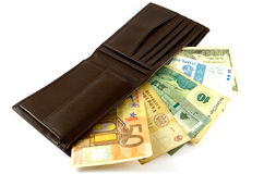 Banknotes Royalty Free Stock Photography