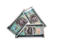 Banknotes Of The State Of Eritrea. Royalty Free Stock Photos