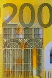 banknotu czerep Obraz Stock