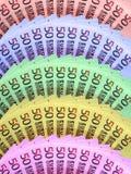 banknotu euro pięćdziesiąt Fotografia Royalty Free