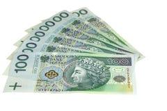 banknotu połysk Obraz Stock