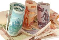 banknoty Obrazy Stock