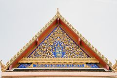 Bankok temple Royalty Free Stock Image
