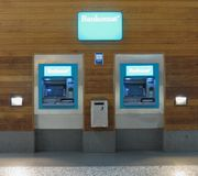 Bankomat ATM现钞机 免版税图库摄影