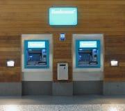 Bankomat ATM gotówkowe maszyny Fotografia Royalty Free