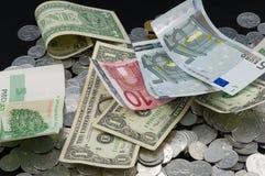 Bankonotes Lizenzfreies Stockbild