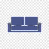 Bankpictogram Stock Afbeelding