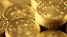 Bankrörelsen, affär, finans och pengartema arkivfilmer