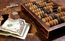 Bankrott Stockfoto