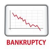 Bankrupcy Stock Photo