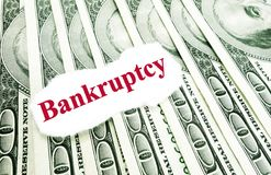 Free Bankruptcy Royalty Free Stock Photo - 36052465