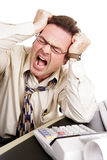 Bankruptcy - Financial Problems Stock Image
