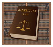 Bankruptcy Law Royalty Free Stock Photography
