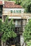 Bankrutt! Arkivfoto