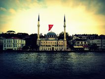 On the banks of the Bosphorus. Stock Photography
