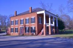 Banks County domstolsbyggnad arkivbilder