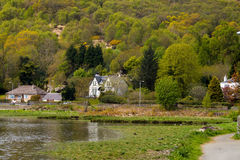 Banks Of Gare Loch Royalty Free Stock Image