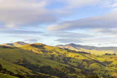 Banks Peninsula Royalty Free Stock Photo