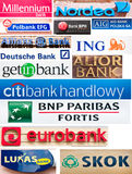 Banks of Poland Stock Photo