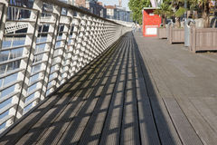 Banks of the River Liffey, Dublin Stock Photos